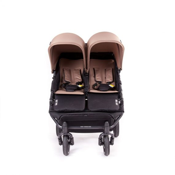 Baby Monsters Easy Twin 3S 3u1 BMT3.0S 10001 BMT2.0-013 Taupe 2