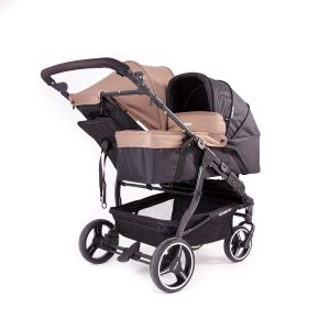 Baby Monsters Easy Twin 3S 3u1 BMT3.0S 10001 BMT20001 Taupe