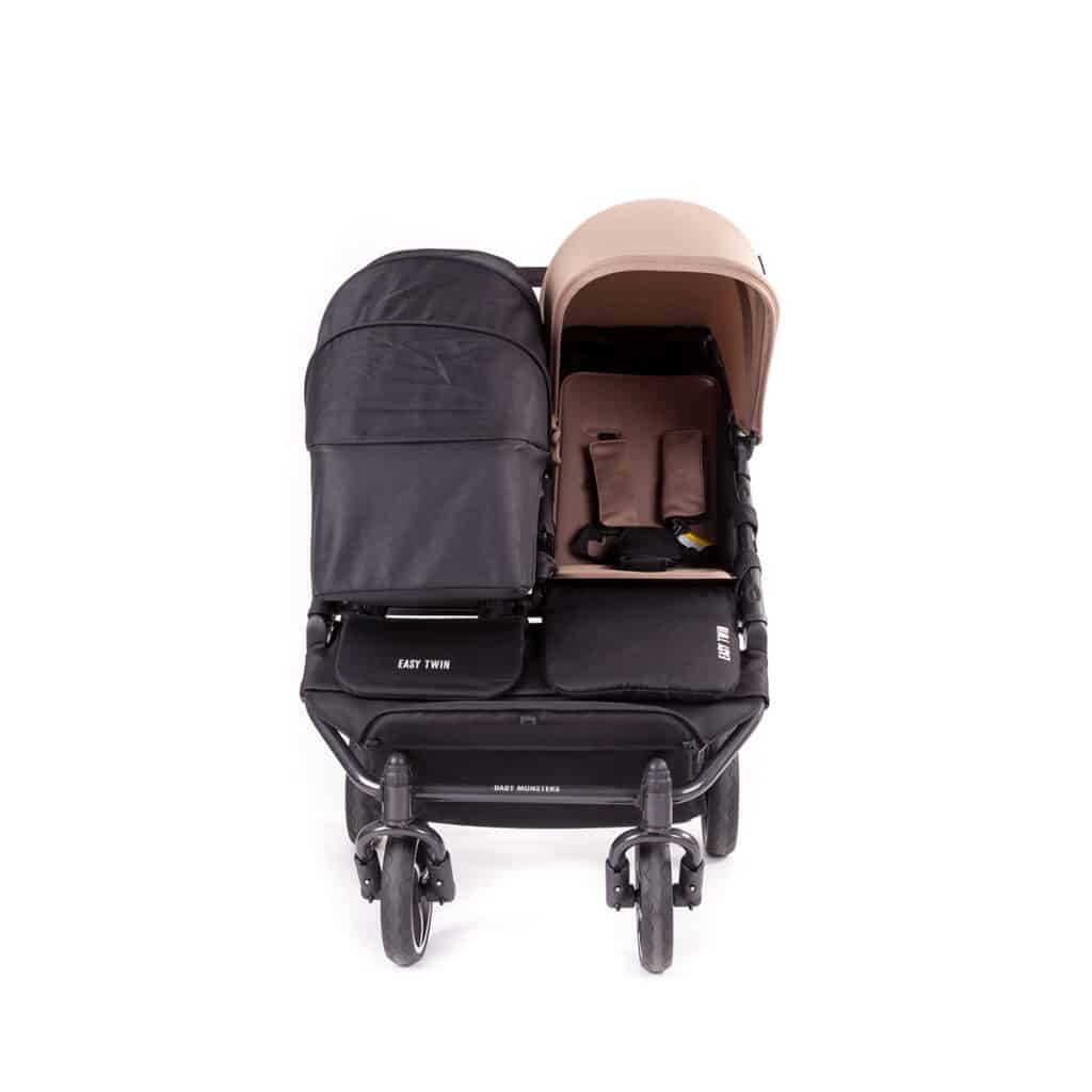 Baby Monsters Easy Twin 3S 3u1 BMT3.0S 10001 BMT20001Taupe