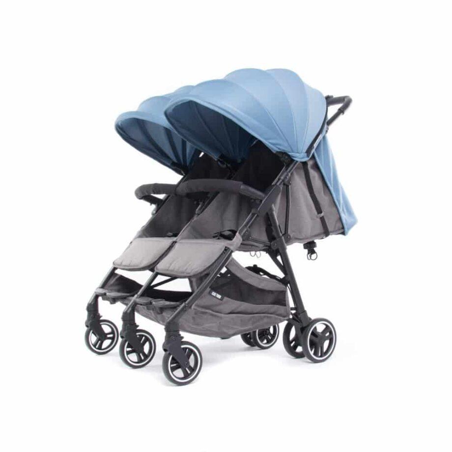 Baby Monsters Kuki Twin Stroller – Atlantic