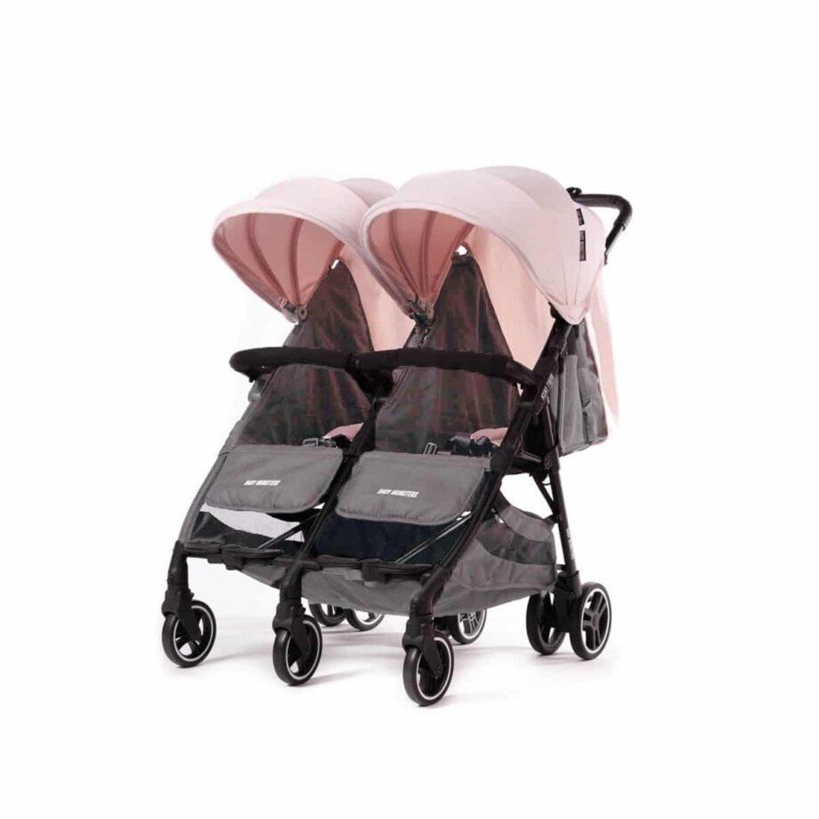 Baby Monsters Kuki Twin Stroller – Cupcake
