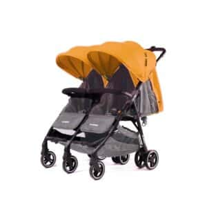 Baby Monsters Kuki Twin Stroller – Mango
