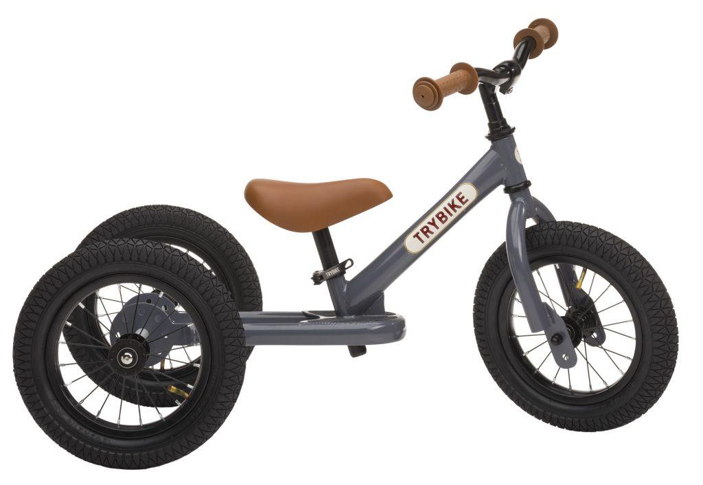 Trybike steel grey 3