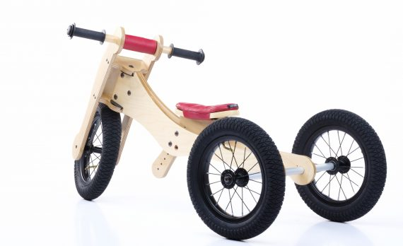 trybike-red