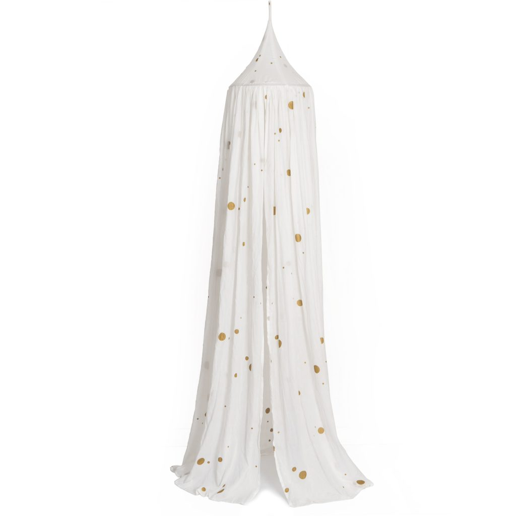 Roommate CANOPY, golden dots(1002629)