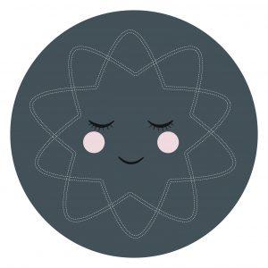 Roommate Hello Sunshine play mat (31312)