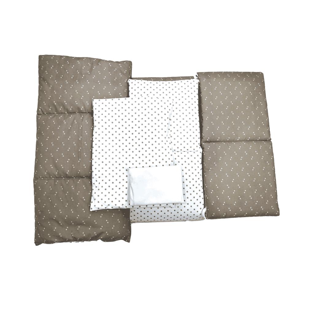 posteljina_set6u1_sivo_bijelo_zvijezdice