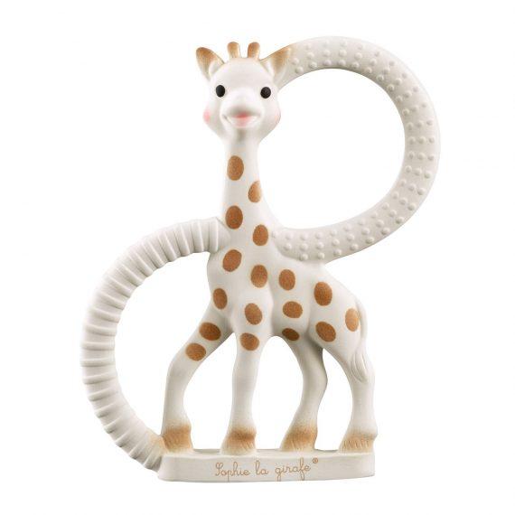žirafa_sophie__prsten_zubiće_igračka