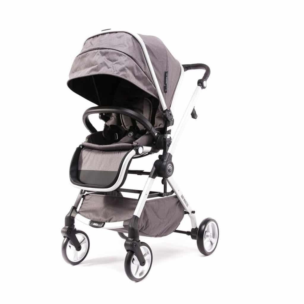 Dječja kolica za bebe Baby Monsters MarlaTexas 2