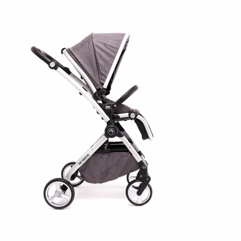 Dječja kolica za bebe Baby Monsters MarlaTexas 6