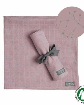Tetra pelene za bebe-roze