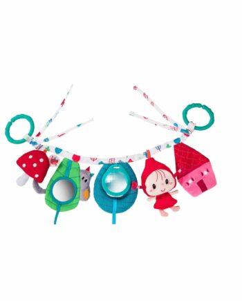 Crvenkapica - aktivna igračka za kolica