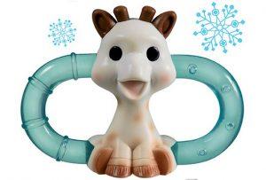 Sophie žirafa – prsten za zubiće