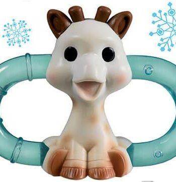 Sophie žirafa - prsten za zubiće