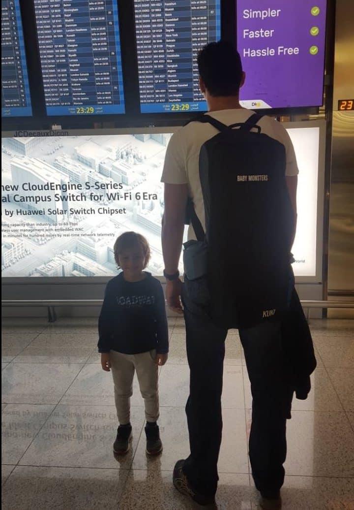 Kuki na putu za Japan
