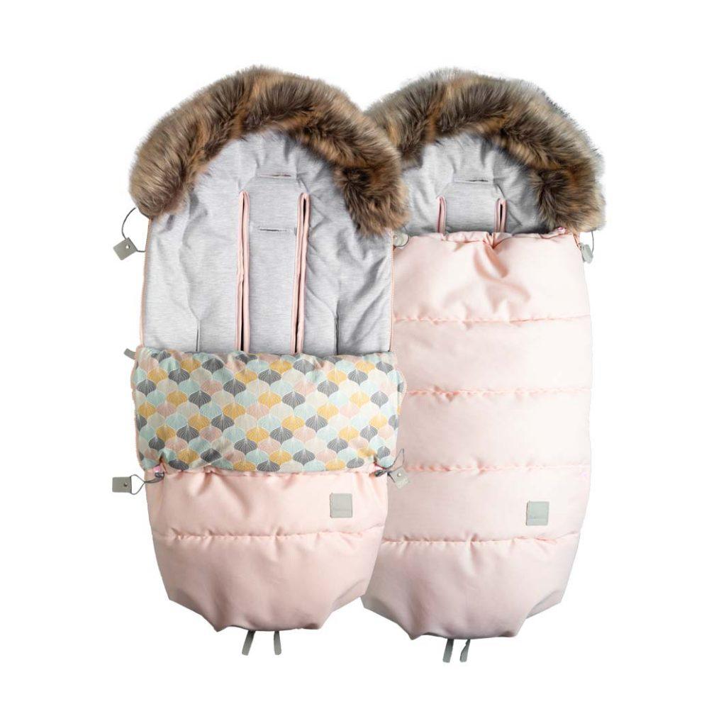 zimska vreca_powder pink
