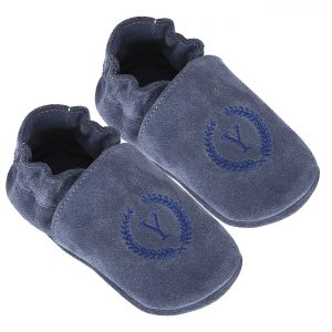 Cipelice za bebe – plave