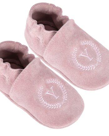 Cipelice za bebe - roze