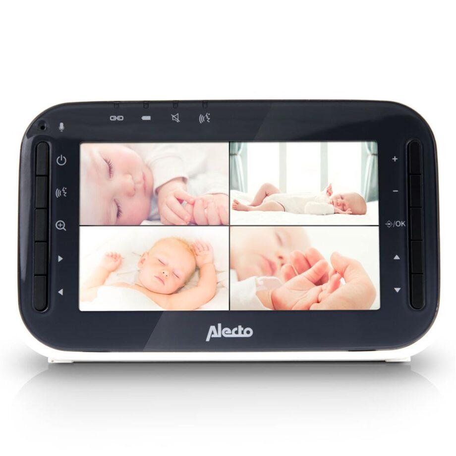 Monitor za bebe s ekranom u boji – Alecto dvm-200_3