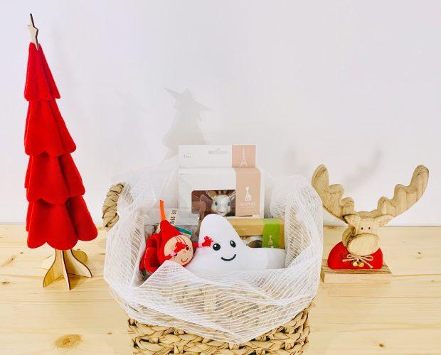 Božićni poklon paketi za bebe