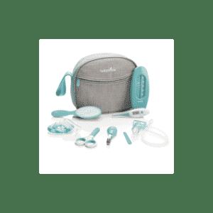 set za higijenu plavi