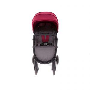 Dječja kolica za bebe Baby Monsters Alaska – Bordeaux 3