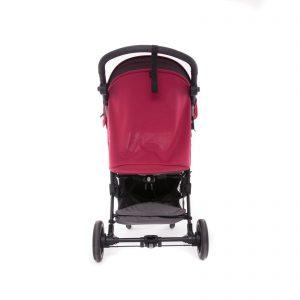 Dječja kolica za bebe Baby Monsters Alaska – Bordeaux 6
