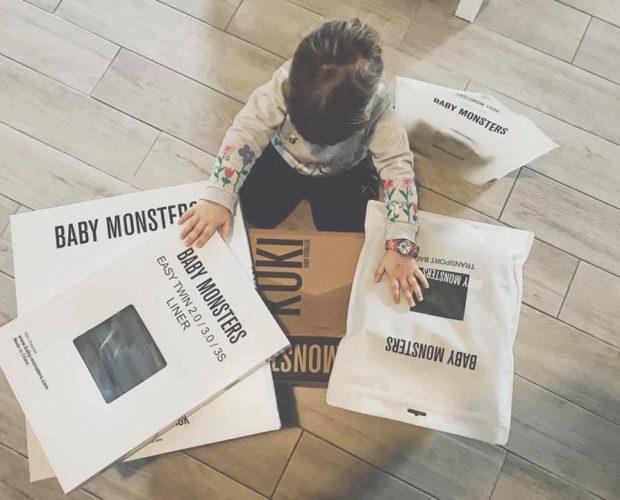 dječja kolica za bebe kuki