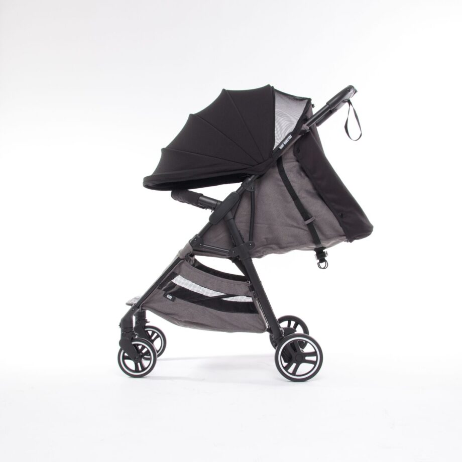 Baby Monsters Kuki Baby Light Stroller Forest prozorčić