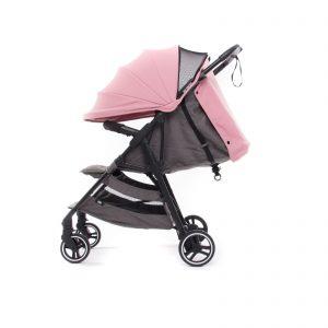 Baby Monsters Kuki Baby Light Stroller milkshake prozorčić