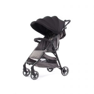 Dječja kolica za bebe Baby Monsters Novi Kuki – Black