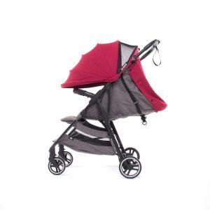 Dječja kolica za bebe Baby Monsters Novi Kuki – Bordeaux 2