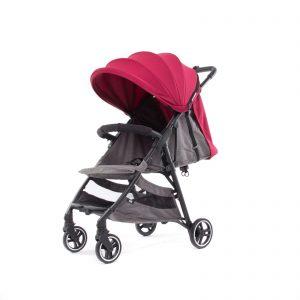 Dječja kolica za bebe Baby Monsters Novi Kuki – Bordeaux