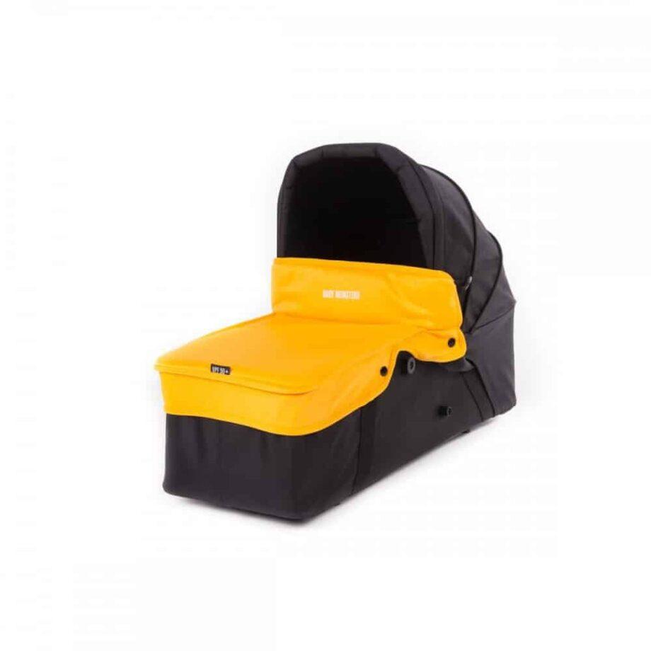 Košara za kolica za bebu – mango