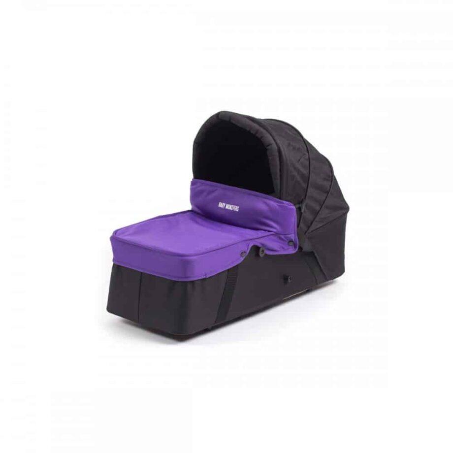 Košara za kolica za bebu – purple