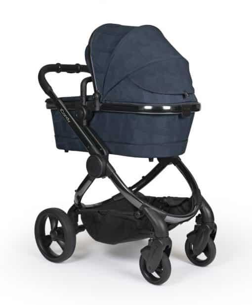 Kolica za bebe iCandy Peach Light_Grey Chrome