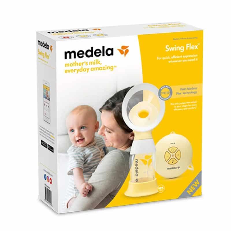 hranjenje beba – Medela-Swing-Flex-električna-izdajalica-1495kn-2