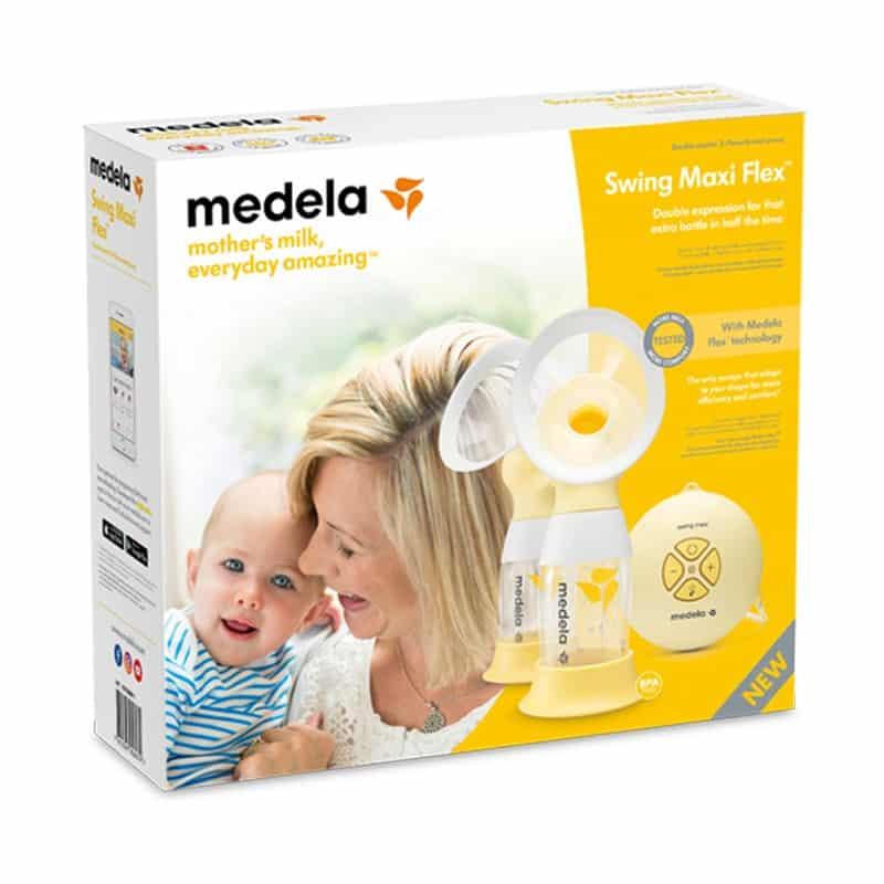 hranjenje beba – Medela-Swing-Flex-električna-izdajalica- 2190kn – 2
