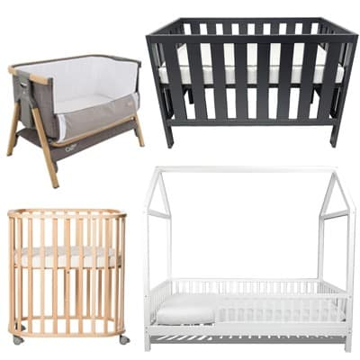 Cutie DJEČJI krevetići KOLIJEVKE za bebe i djecu