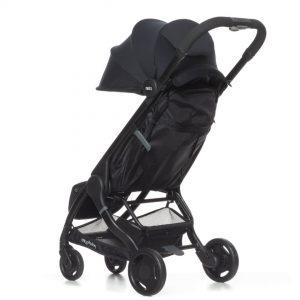 Dječja kolica za bebe Metro-Crni-2