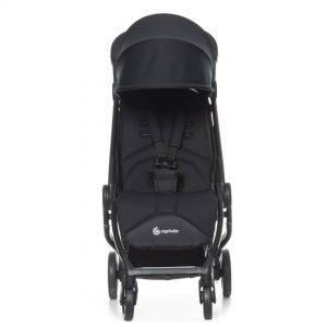 Dječja kolica za bebe Metro-Crni-3