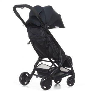 Dječja kolica za bebe Metro-Crni-4