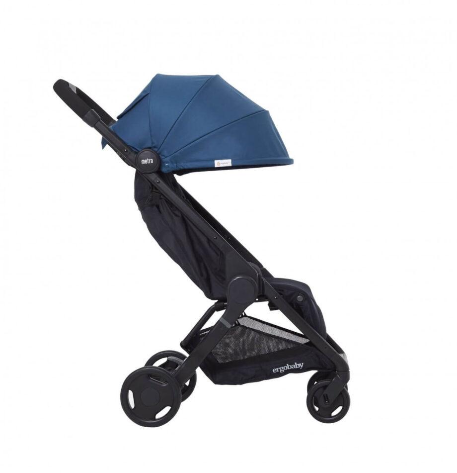 Dječja kolica za bebe Metro-Marine plava-1
