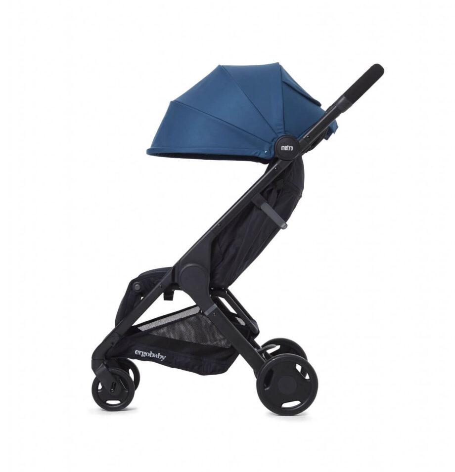 Dječja kolica za bebe Metro-Marine plava