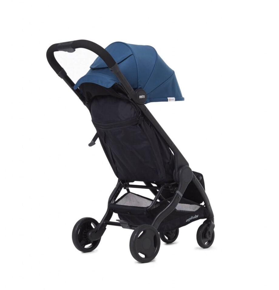 Dječja kolica za bebe Metro-Marine plava-4