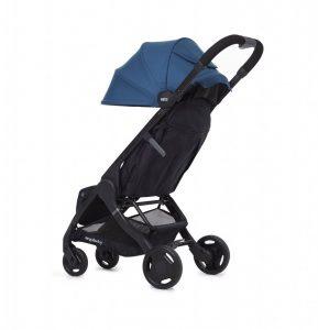 Dječja kolica za bebe Metro-Marine plava-5