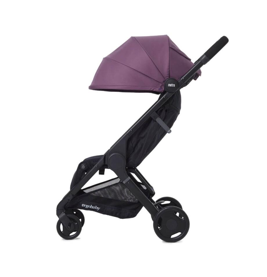 Dječja kolica za bebe Metro-Plum-Ljubičasti-1