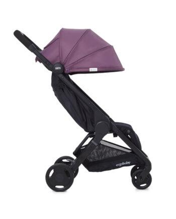 Dječja kolica za bebe Metro-Plum-Ljubičast