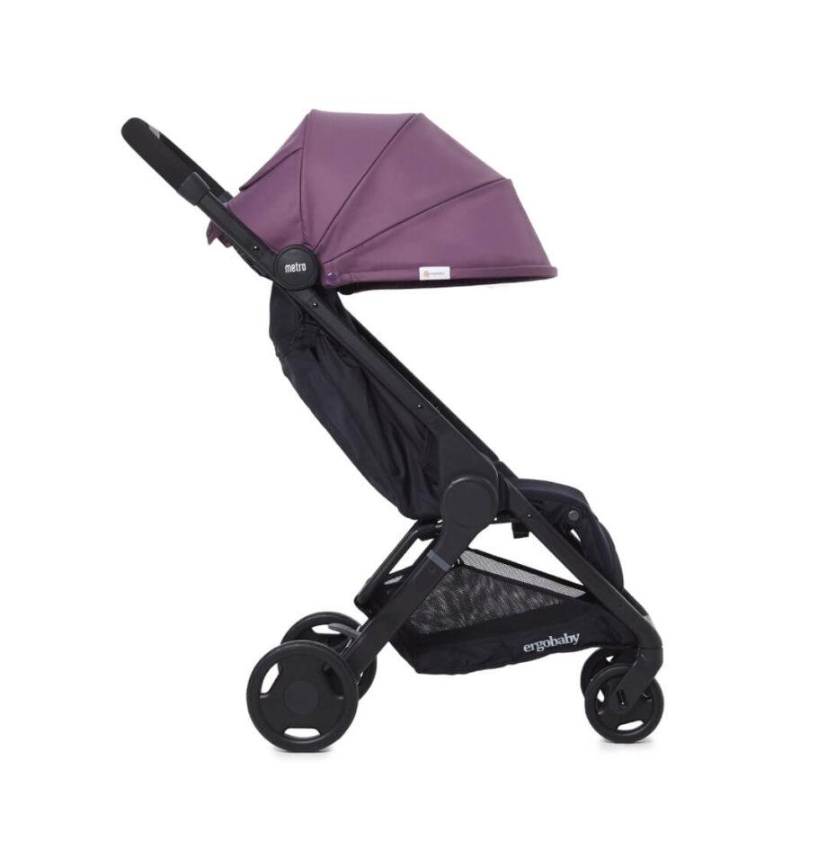 Dječja kolica za bebe Metro-Plum-Ljubičasti-3