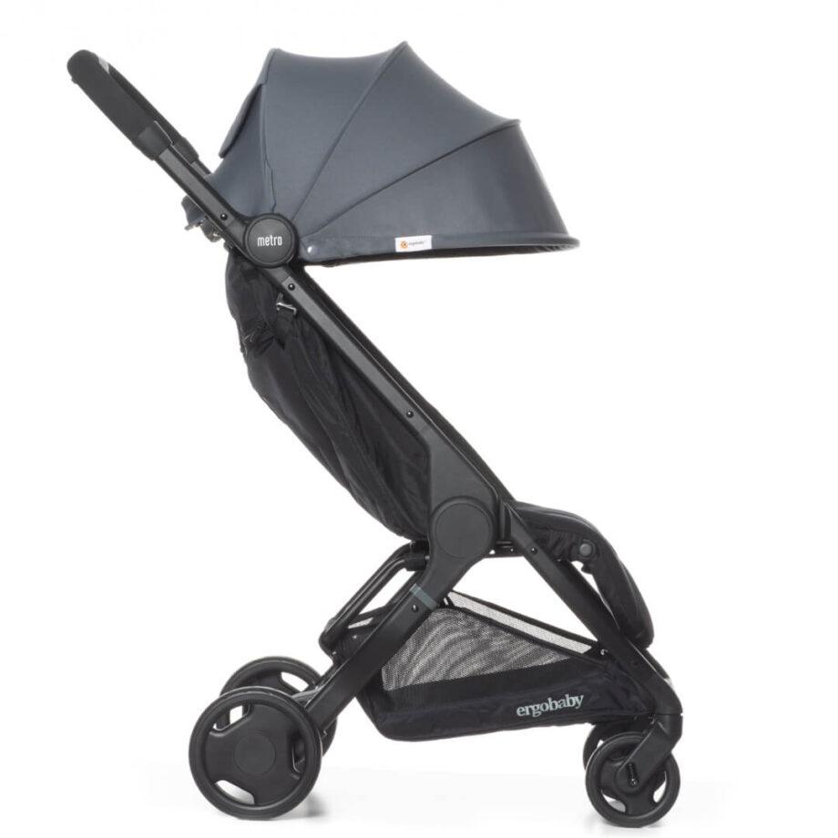 Dječja kolica za bebe Metro-Sivi-gratis-prednja-ručka
